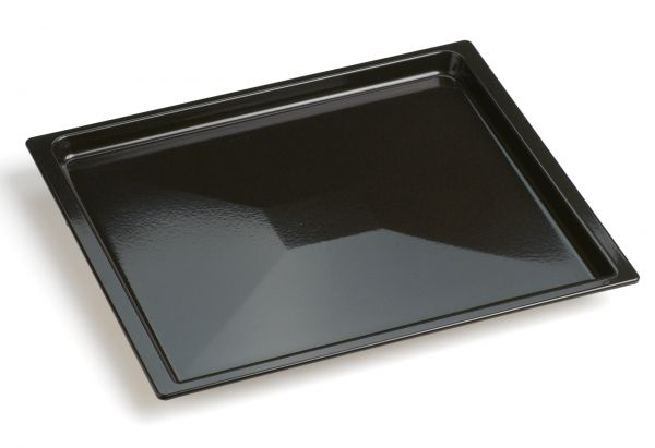 HUBB 60P Pişirme Tepsisi - Siyah