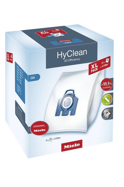 HyClean 3D 8'li Toz Torbası GN