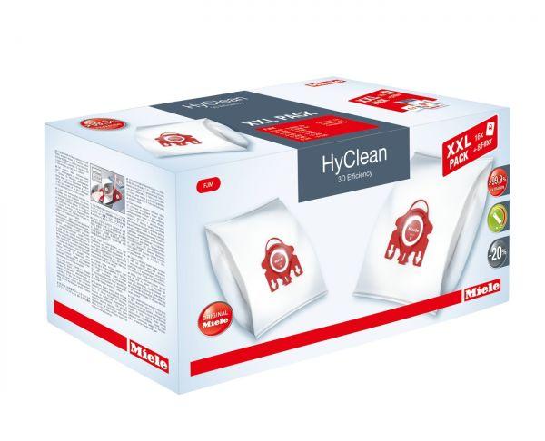 HyClean 3D FJM Toz Torbası XXL 16' lı Set