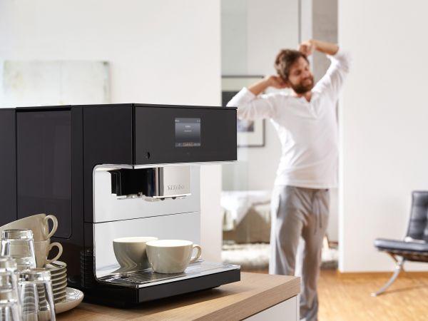 Miele Kahve Makineleri Demonstrasyonu