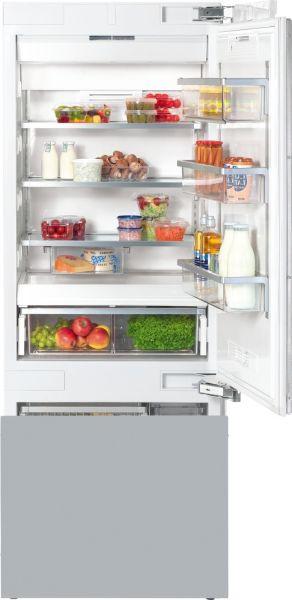 KF 1801 Vi A+ Ankastre MasterCool Buzdolabı/Dondurucu EU2