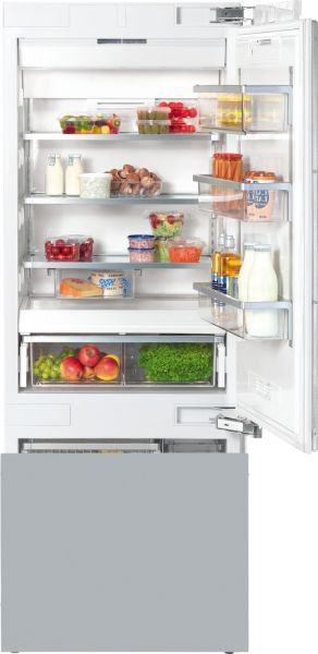 KF 1801 Vi A+ Ankastre MasterCool Donduruculu Buzdolabı- R01