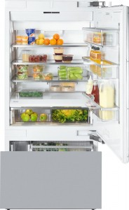 MIELE - KF 1901 Vi R01 A+ Ankastre MasterCool Donduruculu Buzdolabı