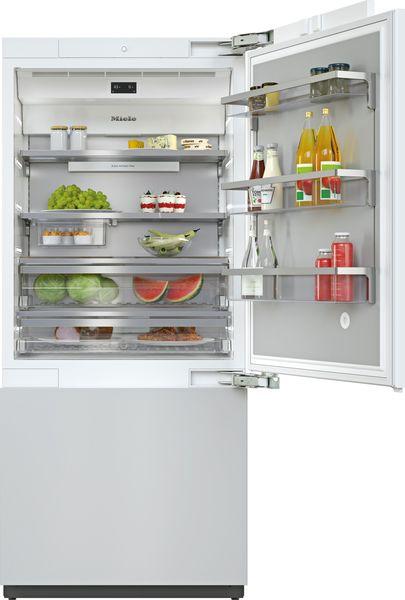 KF 2902 Vi A++ MasterCool Ankastre Soğutucu / Dondurucu Buzdolabı