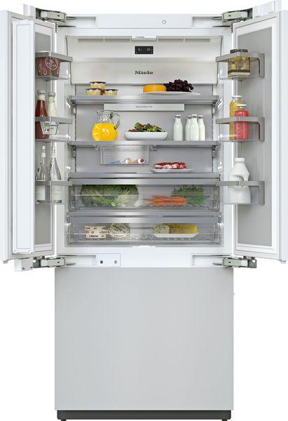 KF 2982 Vi A++ MasterCool Ankastre Soğutucu / Dondurucu Buzdolabı