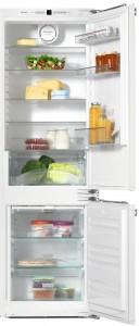 MIELE - KFN 37232 iD A++ Ankastre No-Frost Donduruculu Buzdolabı