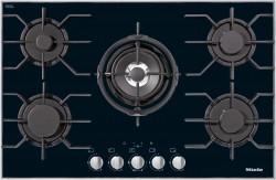 Miele - KM 3034-1 G EDST Çelik Cam Seramik Gazlı Ocak