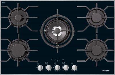 KM 3034-1 G EDST Çelik Cam Seramik Gazlı Ocak