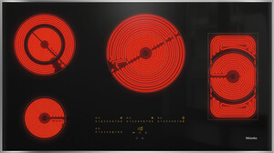 Miele - KM 6565 FR 94 cm Elektrikli Ocak