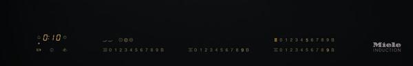 KM 6629-1 EDST İndüksiyonlu Ocak