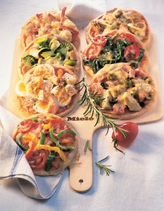 Miele - Küçük şeflerle Pizza Atölyesi - Atasehir Miele Center 28.01.2020