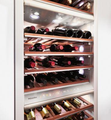 KWT 1612 Vi Ankastre MasterCool Şarap Saklama Dolabı R01