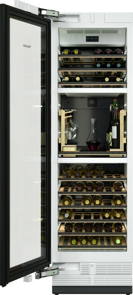 KWT 2672 ViS Ankastre MasterCool Şarap Saklama Dolabı
