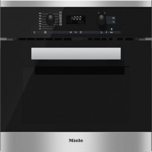 MIELE - M 6262 TC CLST Ankastre Mikrodalga Fırın