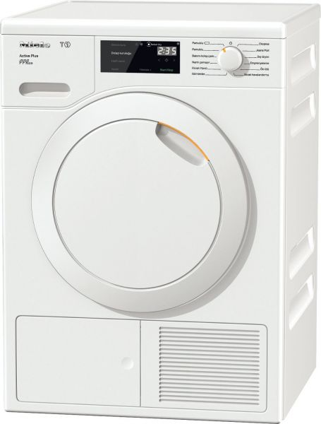 TCE 520 WP Active Plus (A+++) 8 Kg Kurutma Makinesi
