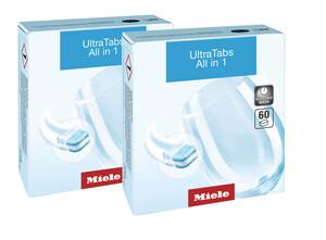 Miele - UltraTabs Multi Tablet (120 adt.) Bulaşık Makinesi Deterjanı