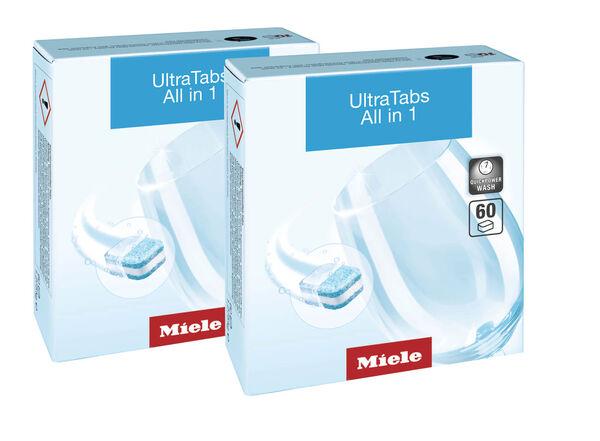 UltraTabs Multi Tablet (120 adt.) Bulaşık Makinesi Deterjanı