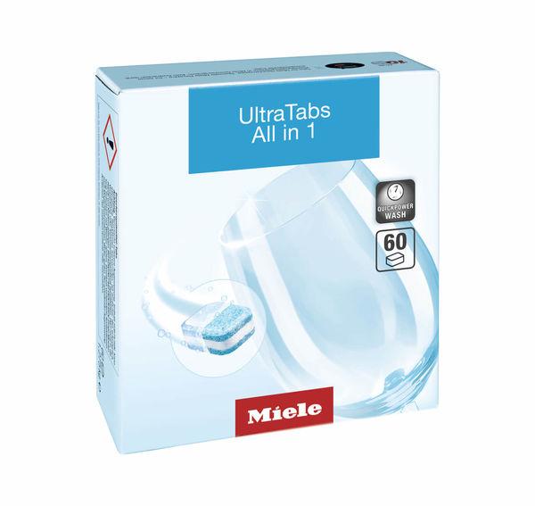 UltraTabs Multi Tablet (60 adt.) Bulaşık Makinesi Deterjanı