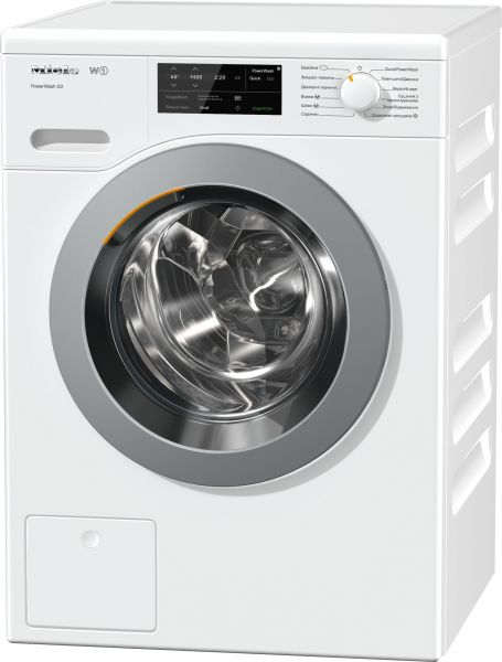 WCE 320 PowerWash 2.0 W1 A+++ (-%20) 8 Kg