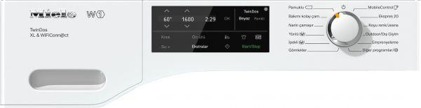 WCI 660 TwinDos XL Wi-Fi A+++ (-%40) 9 Kg