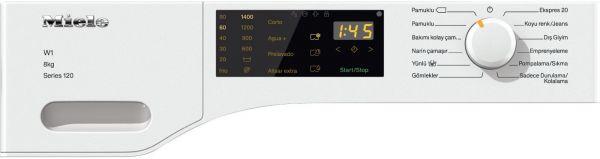 WDD 025 Comfort Çamaşır Makinesi A+++ (-%10) 8 Kg