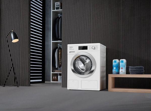 WEI865 WCS 9 Kg 1600 Devir A+++ (-%40) Tasarruflu PW&TD Çamaşır Makinesi