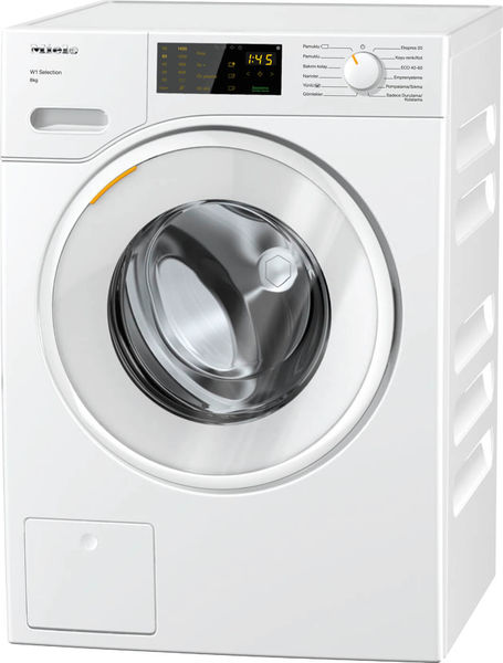 WSD123 WCS 8 Kg 1400 Devir A+++ (-%10) Enerji Tasarruflu Çamaşır Makinesi