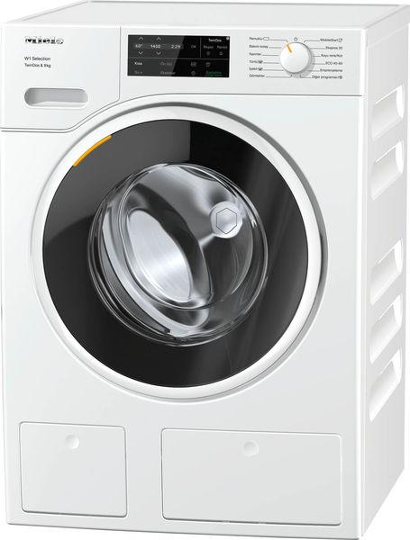 WSG663 WCS 9 Kg 1400 Devir A+++ (-%10) Enerji Tasarruflu TwinDos Özellikli Çamaşır Makinesi