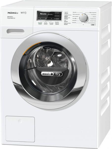 WTF 130 WPM Kurutmalı Çamaşır Makinesi 7 Kg Yıkama- 4 Kg Kurutma