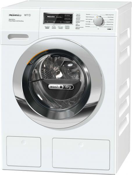 WTH 130 WPM PWash 2.0 & TDos Kurutmalı Çamaşır Makinesi A Sınıfı 7 Kg Yıkama - 4 Kg Kurutma