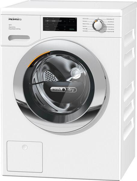 WTI 360 WPM 8/5 Kg A Enerji Sınıfı Kurutmalı Çamaşır Makinesi