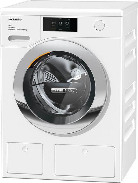 WTR 860 WPM 8/5 Kg A Enerji Sınıfı Otomatik Deterjan Dozajlamalı Kurutmalı Çamaşır Makinesi