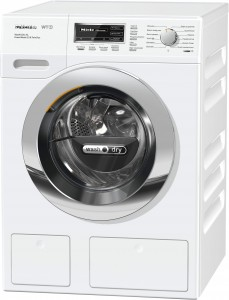 Miele - WTZH 130 WPM TDos Kurutmalı Çamaşır Makinesi A Sınıfı 8 Kg Yıkama - 5 Kg Kurutma