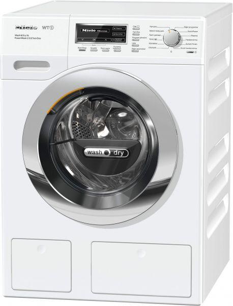 WTZH 130 WPM TDos Kurutmalı Çamaşır Makinesi A Sınıfı 8 Kg Yıkama - 5 Kg Kurutma