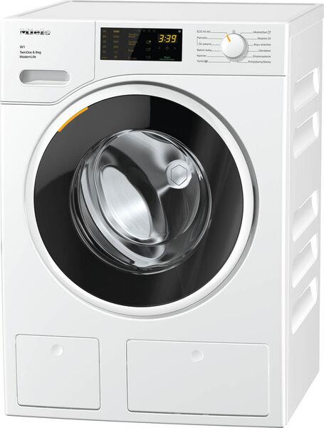 WWD 660 TwinDos 8 Kg A+++ (-%10) Çamaşır Makinesi