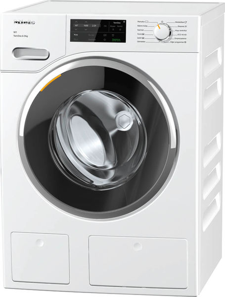 WWG660 WCS 9 Kg 1400 Devir A+++ (-%10) Enerji Tasarruflu TwinDos Özellikli Çamaşır Makinesi
