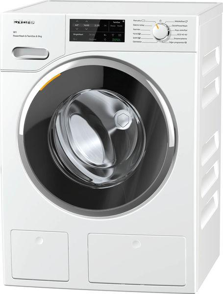 WWI860 WCS 9 Kg 1600 Devir A+++ (-%40) Tasarruflu PW&TD Çamaşır Makinesi