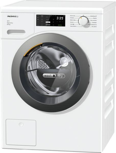 WTD 160 8/5 Kg A Enerji Sınıfı Kurutmalı Çamaşır Makinesi